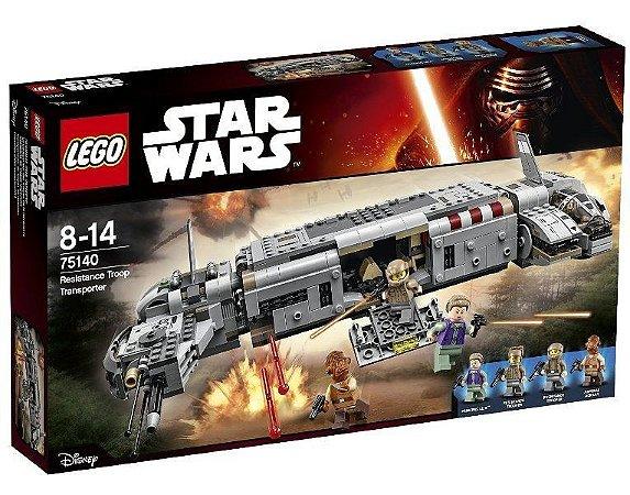LEGO STAR WARS 75140 RESISTANCE TROOPER TRANSPORTER