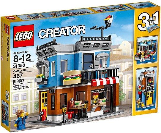 LEGO CREATOR 31050 CORNER DELI