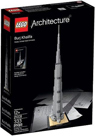 LEGO ARCHITECTURE 21031 BURJ KHALIFA