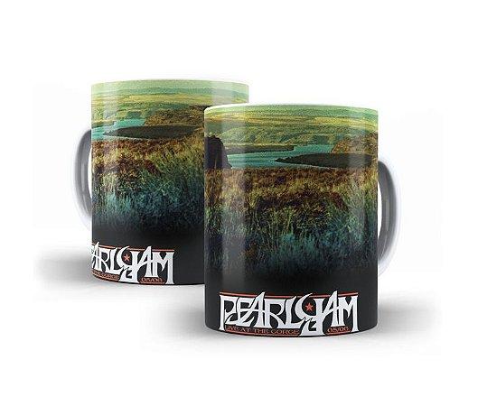 1 Caneca em Porcelana Pearl Jam