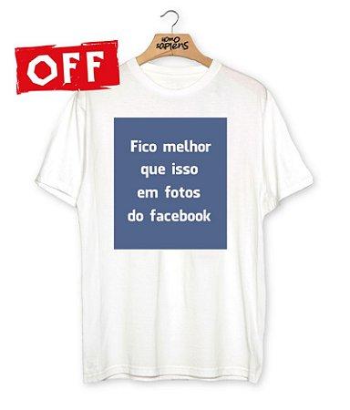 Camiseta Facebook