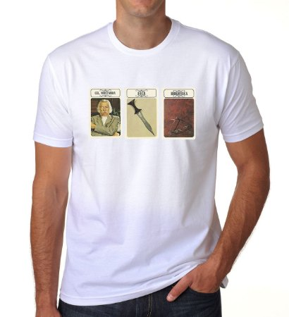 Camiseta Detetive
