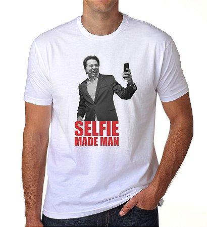 Camiseta Selfie Made Man