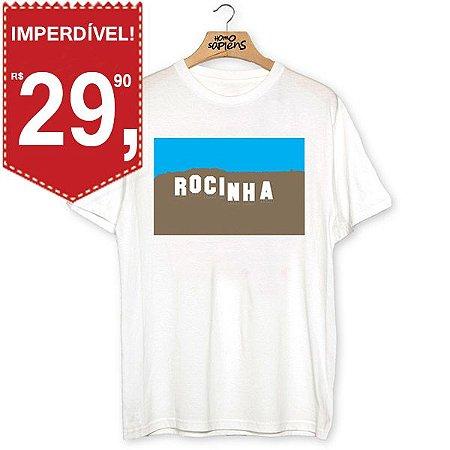 Camiseta Rocinha