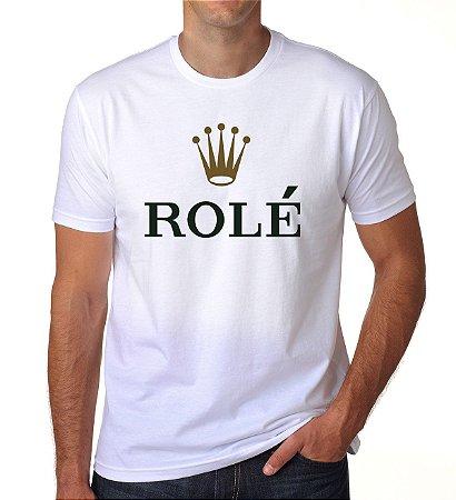 Camiseta Rolé