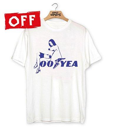 Camiseta Oo Yea