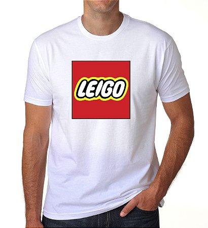 Camiseta Leigo