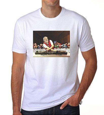 Camiseta Dj Chiquinho