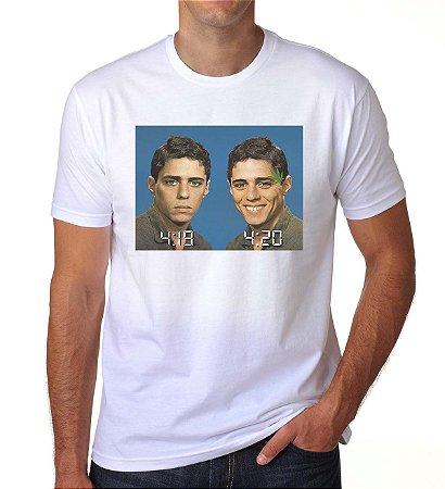 Camiseta Chico Meme