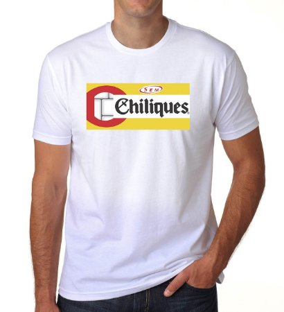Camiseta Sem Chiliques