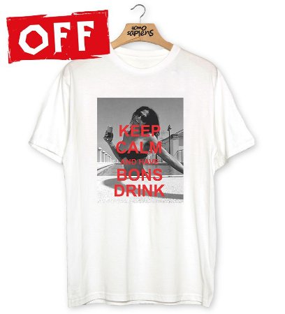 Camiseta Bons Drink