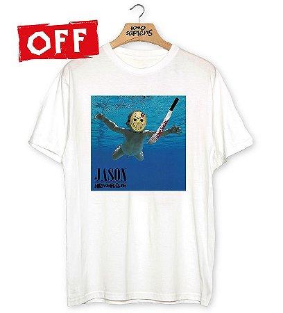 Camiseta Neverdie