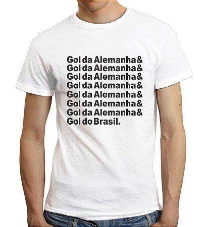 Camiseta Sete a Um