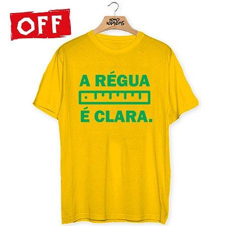 Camiseta Régua