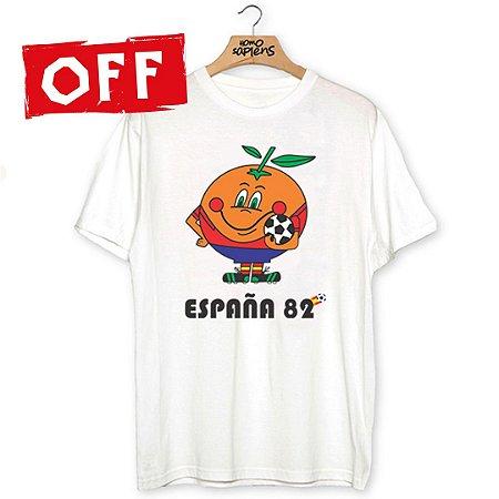 Camiseta Laranjito