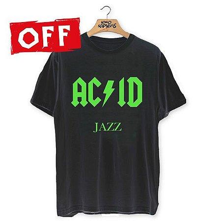 Camiseta ACID JAZZ