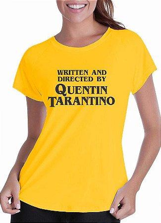 Camiseta Tarantino (Feminina)