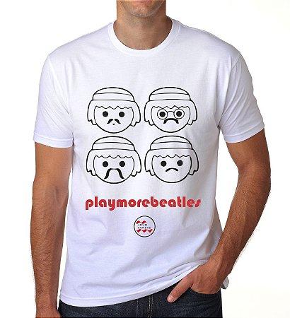 Camiseta Playmorebeatles