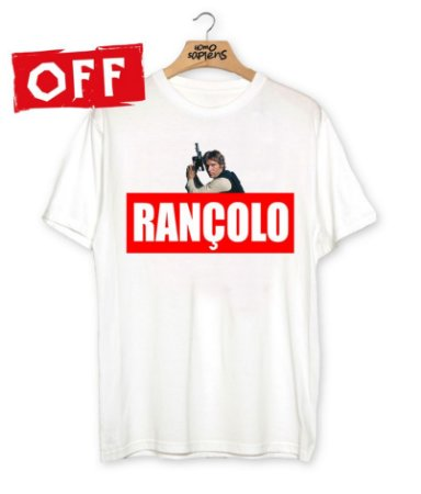 Camiseta RANÇOLO