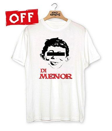 Camiseta DI MENOR