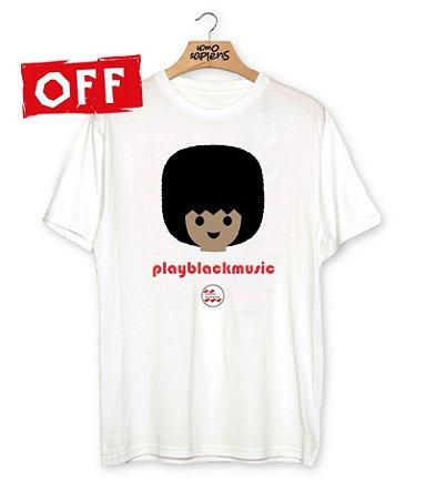 Camiseta PLAYBLACKMUSIC