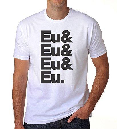 Camiseta EGOCÊNTRICO
