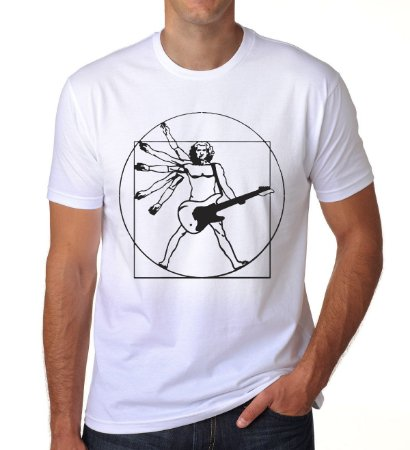 Camiseta GUITAR MAN