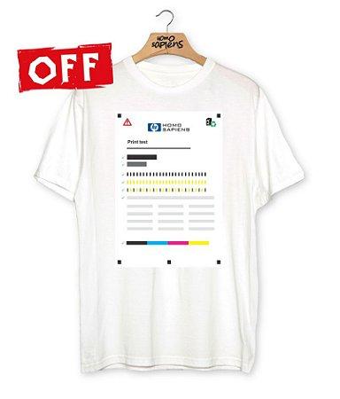 Camiseta PRINT TEST