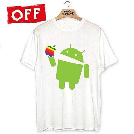 Camiseta Android