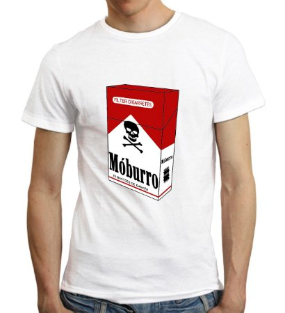Camiseta Móburro