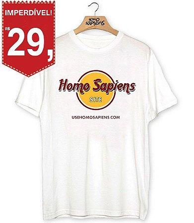Camiseta HOMO SAPIENS ROCK