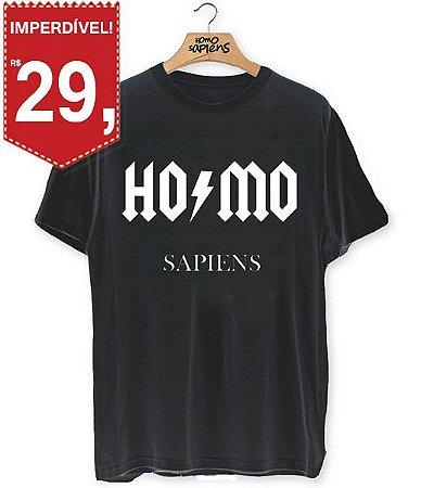 Camiseta BACK IN BLACK