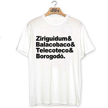 Camiseta Sargentelli