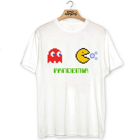 Camiseta Pandemia-man