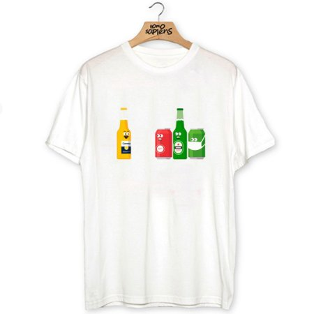 Camiseta Beers