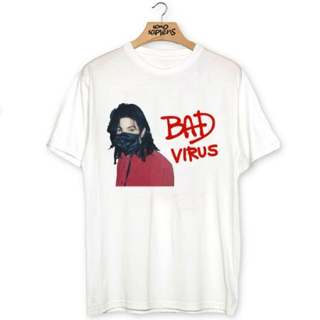 Camiseta Bad Virus