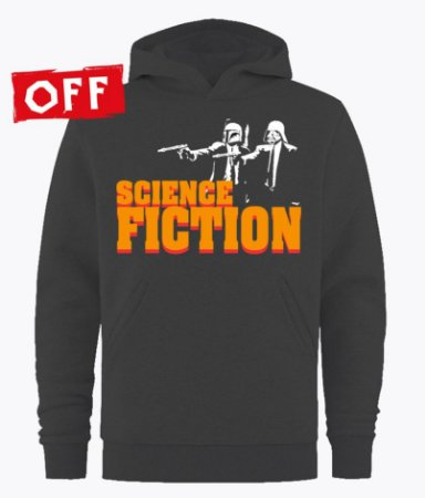 Moletom Science Fiction