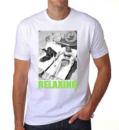 Camiseta RELAXING