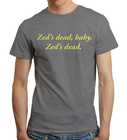 Camiseta Zed