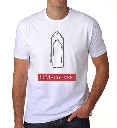 Camiseta MACGYVER