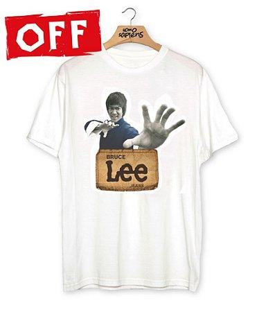 Camiseta BRUCE LEE JEANS