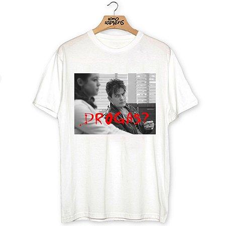 Camiseta Drogas