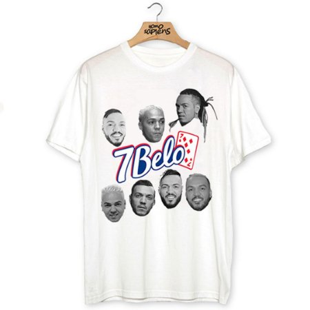 Camiseta 7 Belo