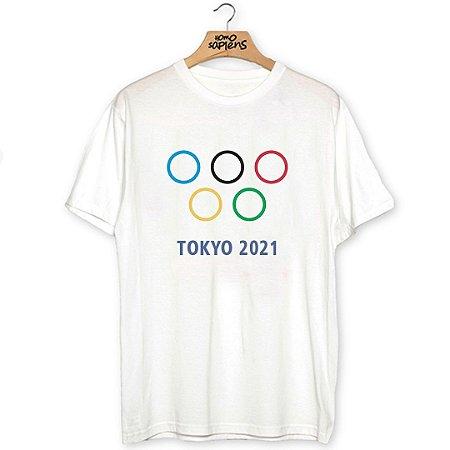 Camiseta Olimpíadas 2021
