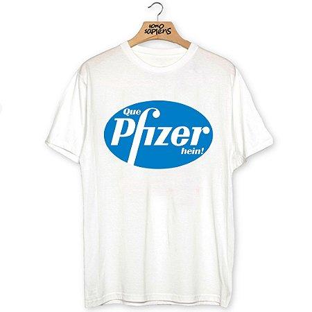 Camiseta Que Pfizer!