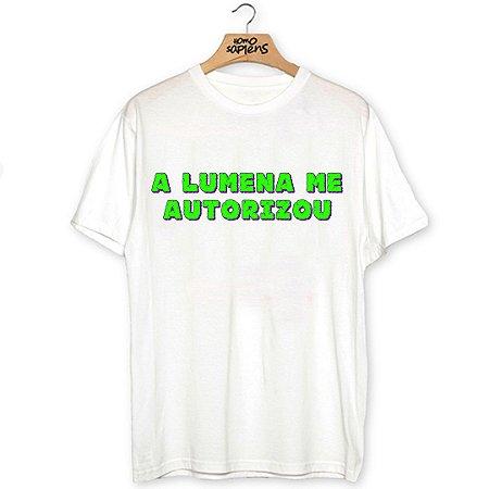 Camiseta Lumena