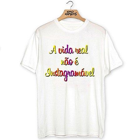 Camiseta Instagramável