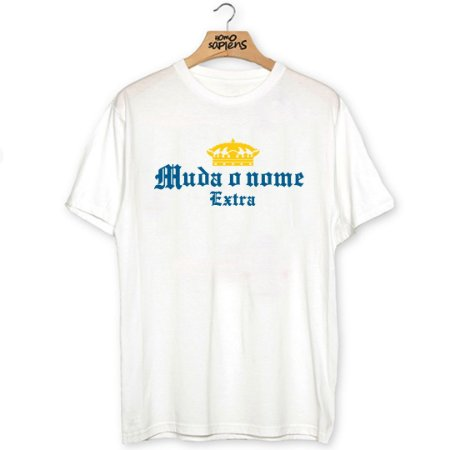 Camiseta Muda o Nome