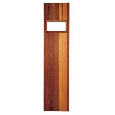 Porta em Cedro para Sauna Seca  0,60 x 1,90 - Sodramar