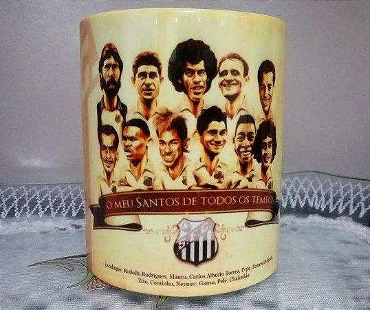 d7a733f91b Caneca Personalizada Santos Futebol Clube - 325ml - Magia de Canecas ...